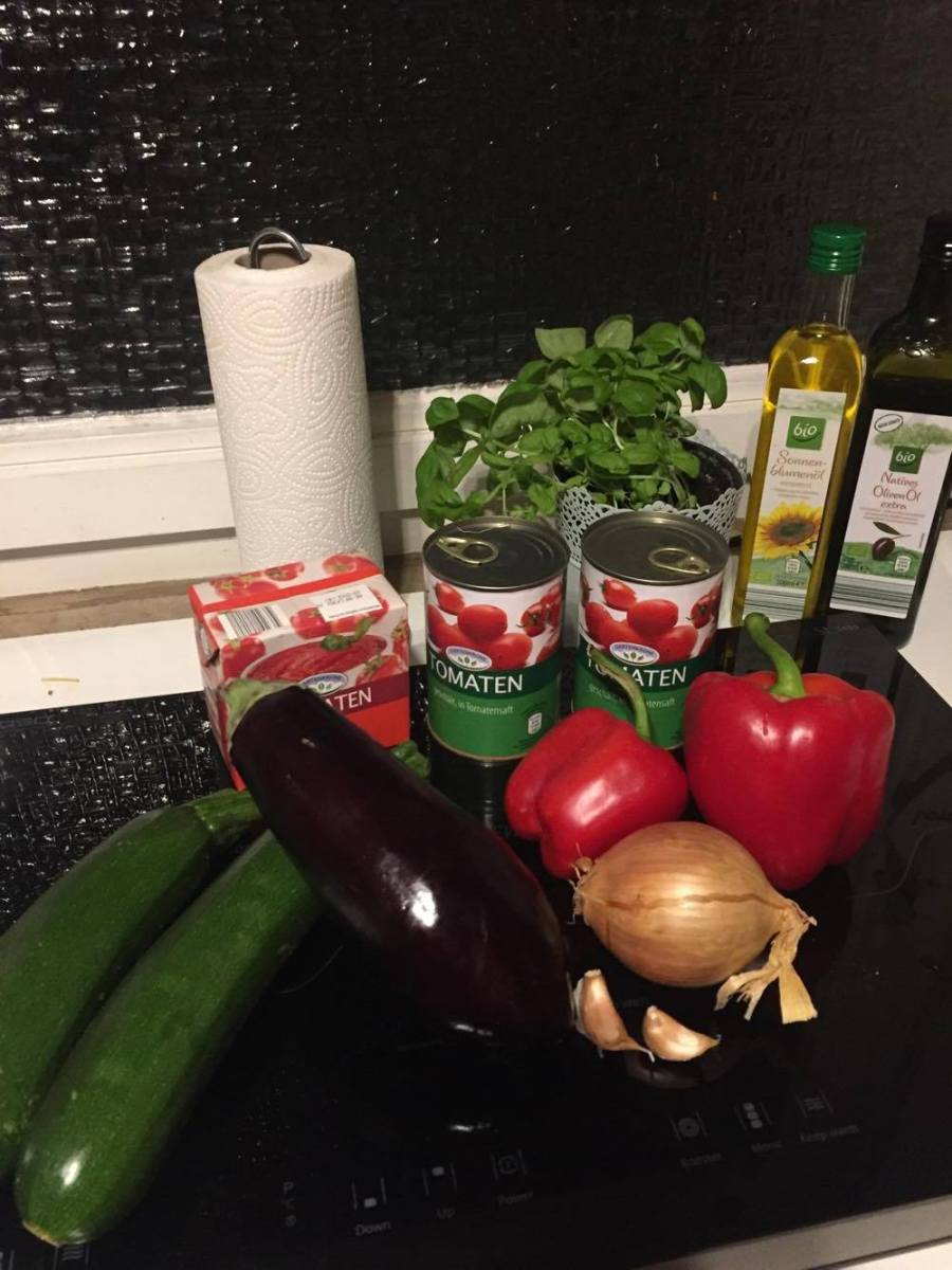 Ratatouille - ein praktisches und schnelles Rezept für Groß und Klein